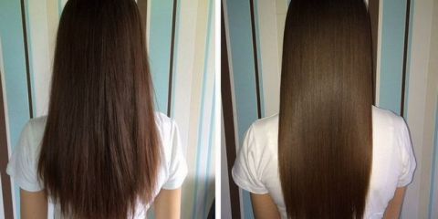 Як зробити ламінування волосся з желатину