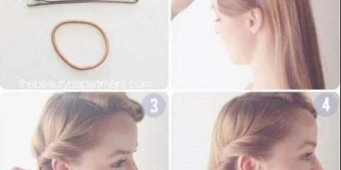 Як зробити зачіску шиньйон: покрокова інструкція.