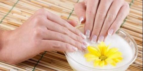 Як доглядати за нігтями в домашніх умовах - маски.