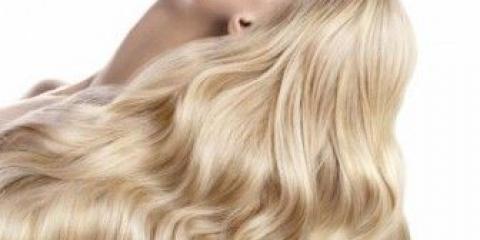Як доглядати за освітленим волоссям