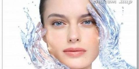 Як зволожити шкіру обличчя в жарку погоду: