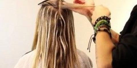 Як виглядати елегантно: фарбування волосся балаяж
