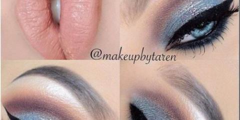 Які відтінки вигідно підкреслять колір, красу і яскравість блакитних і сіро-блакитні очей?