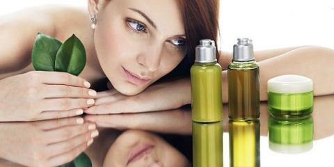 Яке натуральне масло використовується при догляді за обличчям