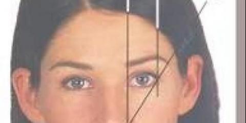 Корекція бровей.урокі краси - корекція брів.