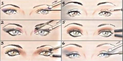 === Корекція форми очей ===.
