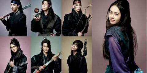 "Kpople hwarang: дорама, яка буде ""moon lovers 2""."