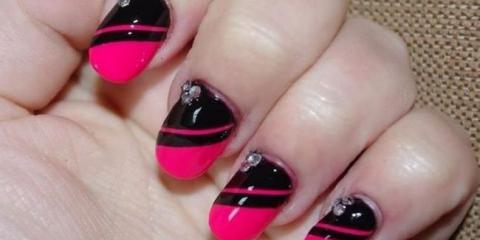Гарний дизайн нігтів в домашніх умовах