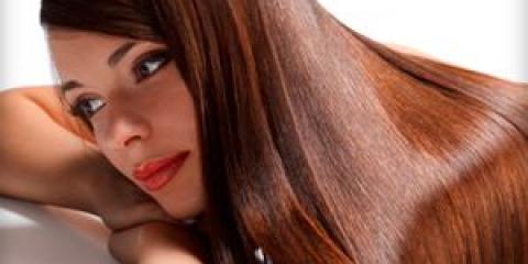 Гарний каштановий колір волосся і фото його відтінків