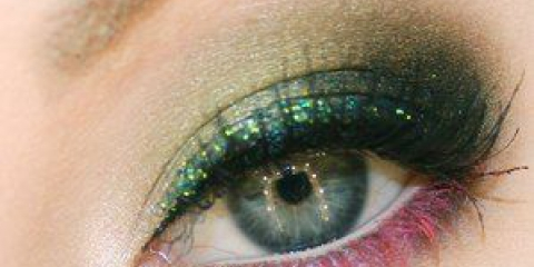 Гарний макіяж очей в домашніх умовах