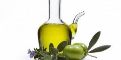Лікувальні маски з оливковою олією