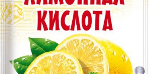 Лимонна кислота для волосся - ефект від регулярного застосування