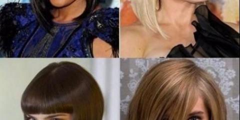 Кращі стрижки для рідкісних і тонкого волосся.