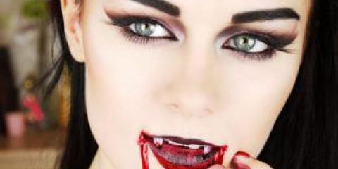 Макіяж вампіра