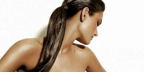 Маска для сухого волосся позбавить від їх тьмяності і ламкості