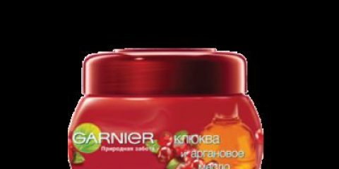 Маска для волосся garnier - практичне рішення для перетворення локонів