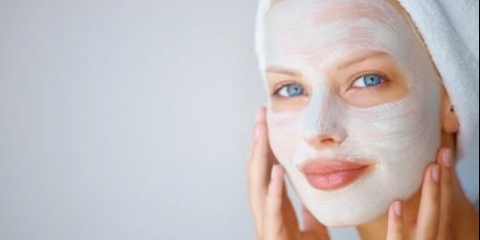 Маски для обличчя - продукти додаткового інтенсивного догляду.