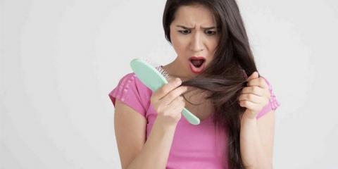 Маски для волосся, що січеться