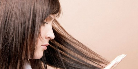Січеться волосся, що робити в домашніх умовах?
