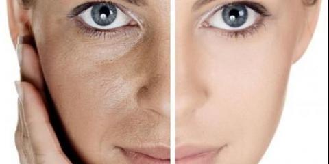 Маски для звуження пор на обличчі.