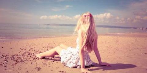 Маски для волосся влітку захищають їх від несприятливих факторів