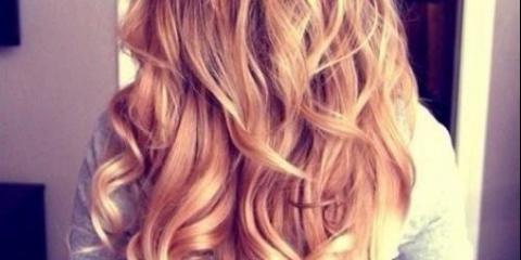 Маски для волосся на основі кефіру.