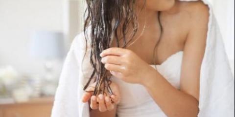 Маски для волосся з вітаміном е.