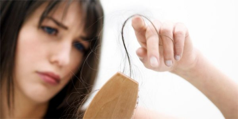Рецепт від випадіння волосся