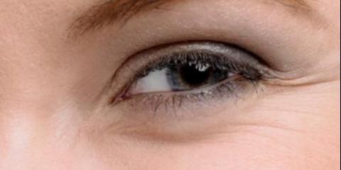 Маски, які прибирають мімічні зморшки під очима.