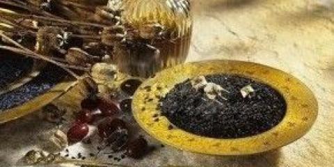 Масло чорного кмину для волосся