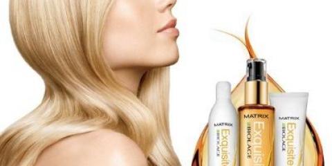 Масло matrix - догляд за волоссям на кожен день