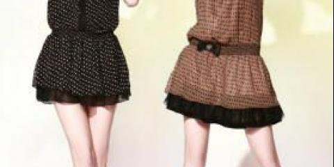Міні спідниці, міні сукні та шорти