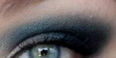Мейкап очей з використанням секретів професійних візажистів
