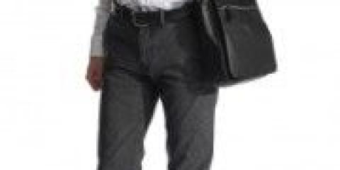 Модні чоловічі сумки