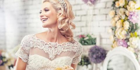 Яку колірну палітру вибрати для весільного макіяжу