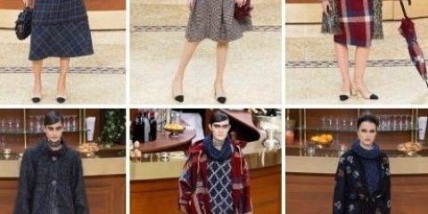 Модний огляд колекції chanel сезону осінь-зима 2015/2016