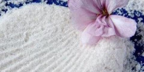 Морська сіль для волосся: корисні властивості, рецепти масок