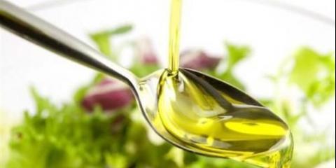 Ми вибираємо оливкова олія.