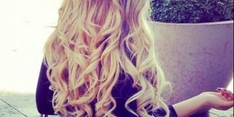 Народні засоби для догляду за волоссям.