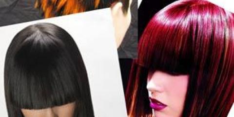 Покраска волосся. Міняємо свій імідж.