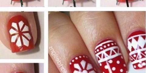 Оригінальний дизайн нігтів 2016
