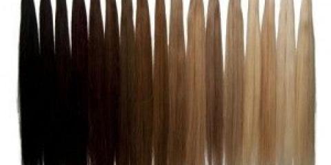 Звідки беруться волосся волосся для нарощування?