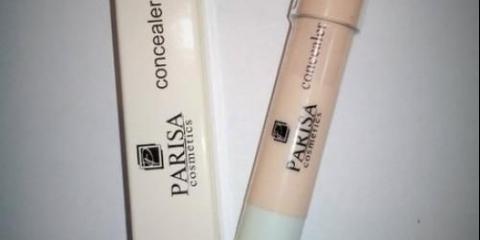 Parisa consealer.забудьте про недосконалість шкіри обличчя з новим ідеально маскує консілером!