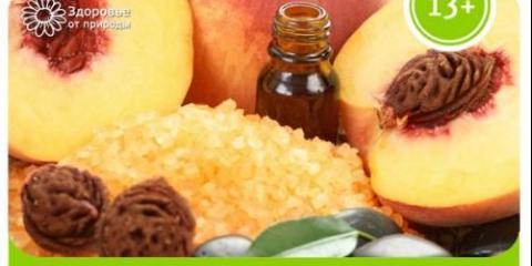 Персикове масло для шкіри обличчя - інструкція із застосування.