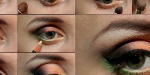 Покрокове керівництво по створенню макіяжу очей (фото)