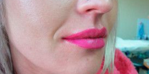 Повторна корекція татуажу губ: навіщо потрібна і як проходить?