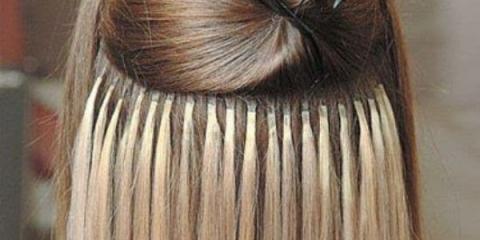 Правила догляду для нарощеного волосся на капсулах