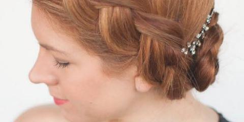 Зачіска з кіс своїми руками
