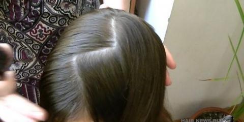 Зачіска з плетінням для дівчинки