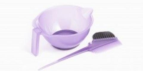 Прикореневе фарбування волосся в домашніх умовах